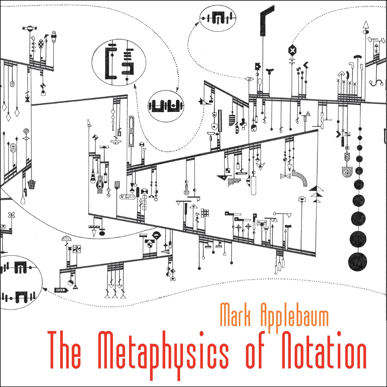 the metaphysics of notation innova recordings