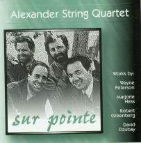 Alexander String Quartet: sur pointe