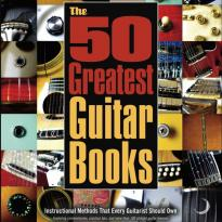 Shawn Persinger: 50 Greatest Guitar Books