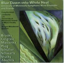 University of Minnesota Symphonic Wind Ensemble: Blue Dawn into White Heat