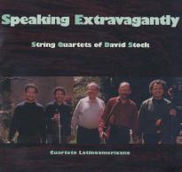 David Stock: Speaking Extravagantly
