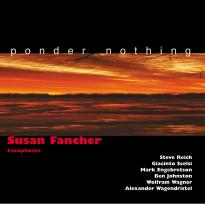 Susan Fancher: Ponder Nothing