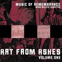 Music of Remembrance: Art from Ashes, Vol.1