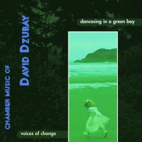 David Dzubay: Dancesing in a green bay