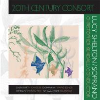 20th Century Consort: Lucy Shelton/Soprano