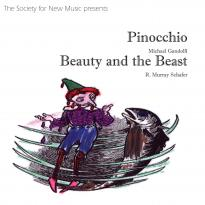 Society for New Music: Pinocchio/Beauty and the Beast
