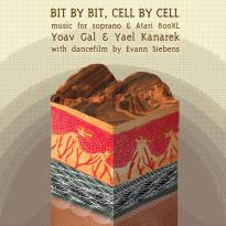 Yoav Gal - Yael Kanarek: Bit by Bit, Cell by Cell