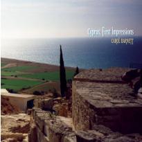 Carol Barnett: Cyprus, First Impressions