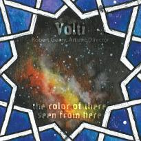 Volti: the color of there seen from here