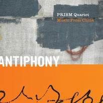 PRISM Quartet / Music from China: Antiphony