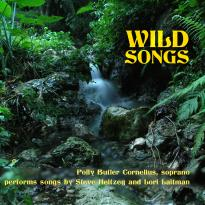 Polly Butler Cornelius: Wild Songs
